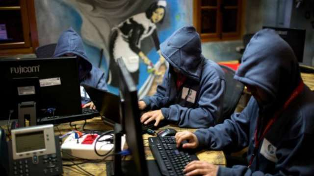 英美加三國聯合控訴,俄國駭客組織竊取新冠疫苗研究。(圖片:AFP)