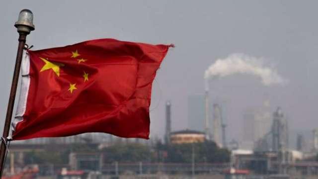 中國經濟逐步走出衰退谷底,Q2 GDP由負翻正。(圖:AFP)