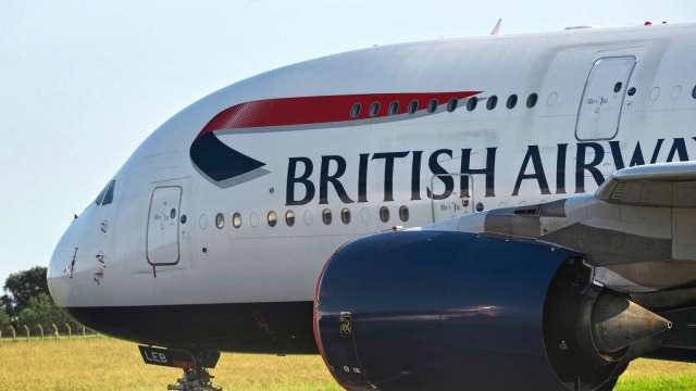 英國航空宣布旗下波音747艦隊全數退役(圖:AFP)
