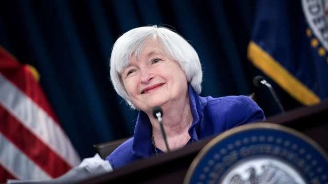 柏南奇、葉倫呼籲:國會應推動更多財政刺激措施(圖片:AFP)