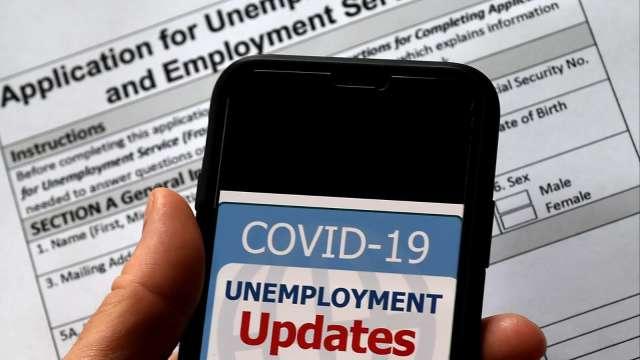 每週600美元失業救濟下週停發 恐影響美國2500萬人(圖片:AFP)