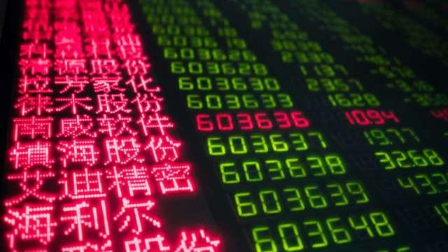寒武紀科創板上市 開盤漲幅約290% 助市值破1000億元(圖:AFP)