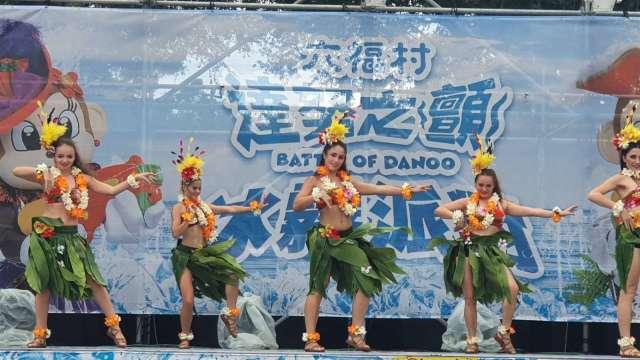 六福村暑期來客已達7.5萬人次。(圖:六福村提供)