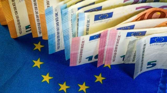 〈紐約匯市〉歐盟復甦基金有望 美元走軟 歐元盤旋四個月高點(圖片:AFP)