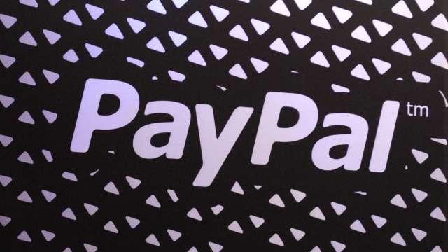疫情帶動線上支付!高盛預估:PayPal第二季TPV年增40(圖片:AFP)
