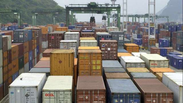 南韓7月前20天出口年減12.8% 全球經濟仍未擺脫疫情打擊(圖:AFP)