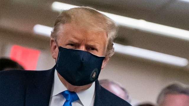 對疫情改觀!川普警告:情況變好之前會變得更糟(圖片:AFP)
