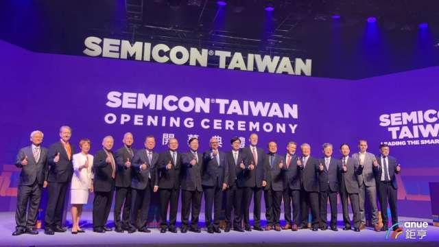 2019年SEMICON台灣開展。(鉅亨網資料照)