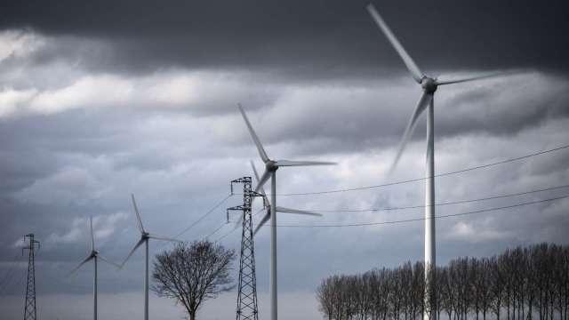歐盟、蘋果力推 信邦手握五大風電設備商大單成主要受惠者。(圖:AFP)