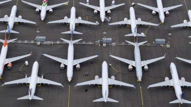 波音737 MAX預計2021年以前仍難復飛(圖:AFP)