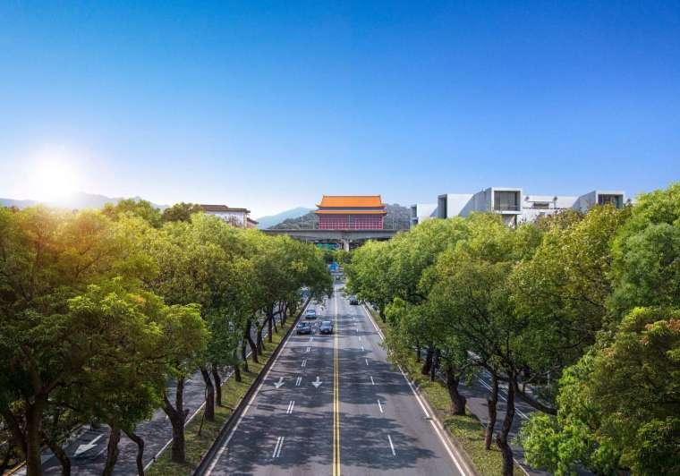 ▲2020 年今年中山北路從一段到五段,雙子星、陽信上海銀雙總部、北藝中心等 3 大民間投資與政府建設立多大爆發,房市交易催油門。