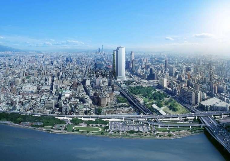 ▲台北雙子星計畫為中山北路頭,火車站商圈腹地點燃西區門戶計畫價值大噴發的最後引爆點。