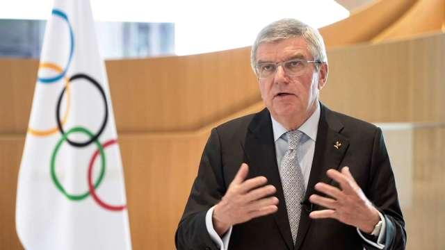 巴赫:東奧賽事安全優先 可能出現「無觀眾比賽」? (圖片:AFP)