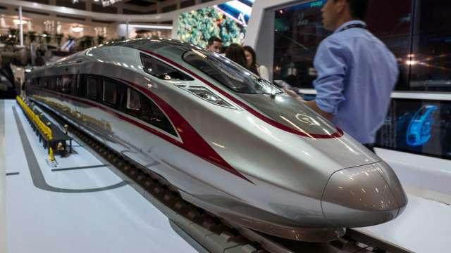 美國鐵路安全聯盟要求美財政部制裁中車集團  (圖片:AFP)
