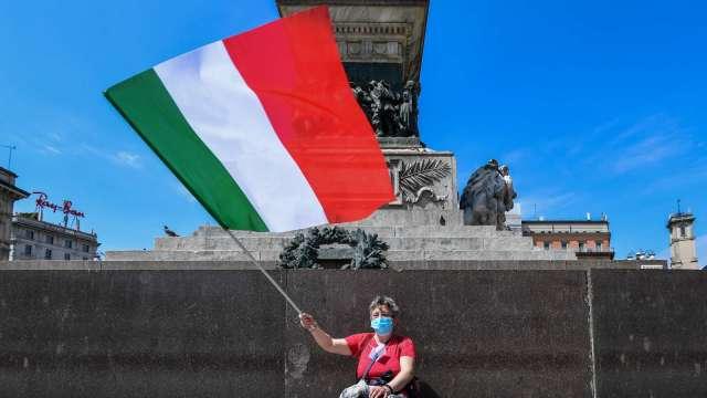 義大利通過第三波250億歐元景氣刺激案 累計逾千億歐元 (圖片:AFP)