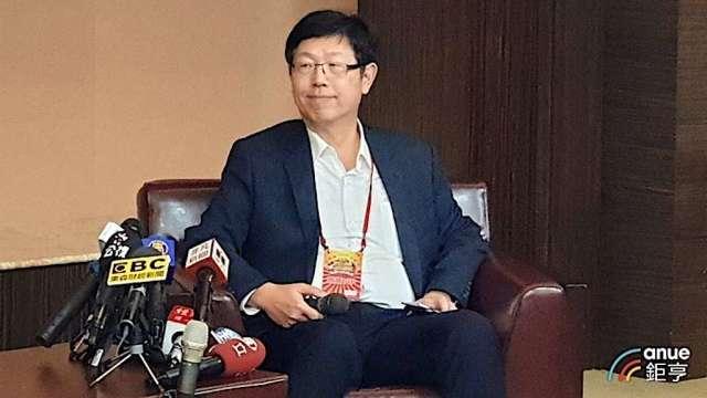 鴻海董事長劉揚偉。(鉅亨網資料照)