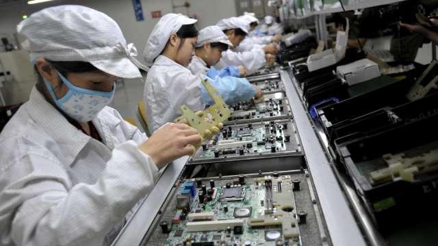 分散貿易戰風險,帝寶投資21億元擴大在台產能。(圖:AFP)