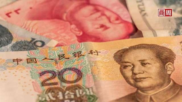 據中央銀行統計,台灣6月人民幣存款餘額為人民幣2400餘億元,創2014年2月以來新低。主因之一是利率直直落。(來源Dreamstime/商業周刊提供)