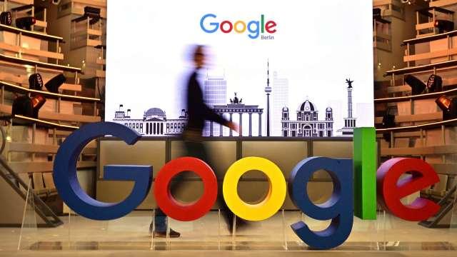 微軟搜尋廣告營收年減18% 恐預告Google衰退前景(圖片:AFP)