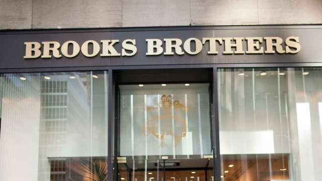 200年服飾品牌重現生機 Brooks Brothers可望由SPARC接手 (圖片:AFP)