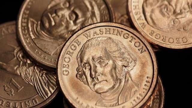 美國硬幣突然不夠用(圖:AFP)