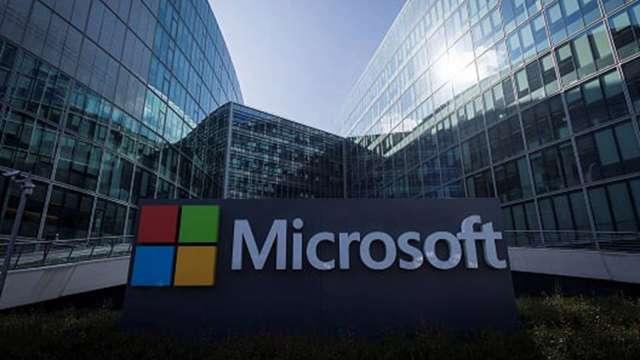 微軟雲端資本支出維持高檔,廣達、緯穎可望受惠。(圖:AFP)
