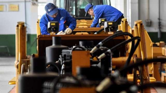 全台無薪假回升至2.5萬人 金屬機電歐美訂單停擺淪重災區。(圖:AFP)