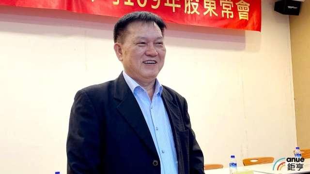 泰碩董事長余清松。(鉅亨網資料照)