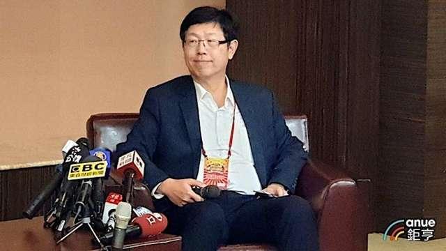 鴻海集團董事長劉揚偉。(鉅亨網資料照)