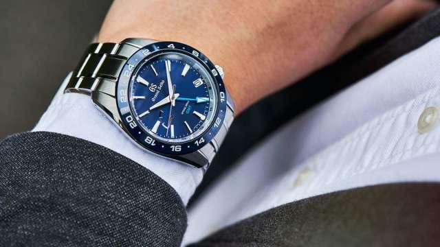 更貼近高階運動錶的思維!GRAND SEIKO陶瓷圈兩地時間新款發表。