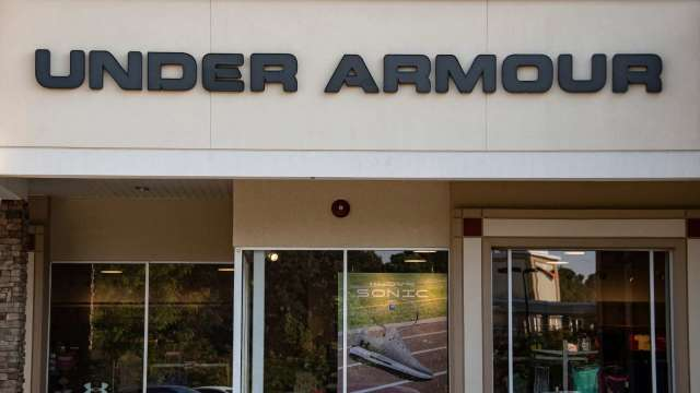 Under Armour證實獲SEC韋爾斯通知 恐因美化營收面臨民事訴訟 (圖:AFP)