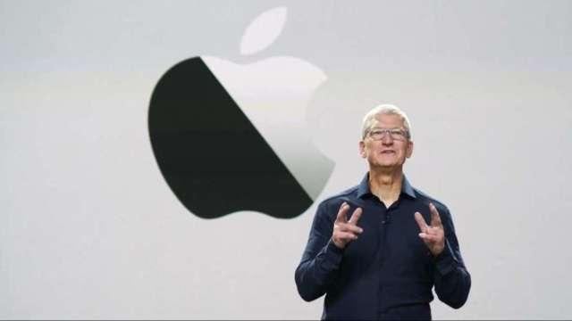 看好長期潛力!小摩將蘋果剔除關注名單 稱短期漲勢有限 (圖:AFP)