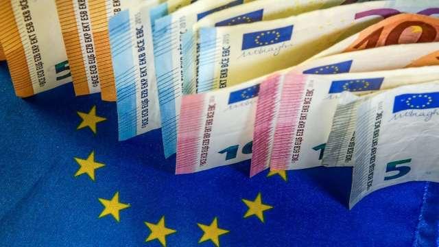 復甦基金利多! 大摩預估:歐股潛在漲幅達10%(圖片:AFP)