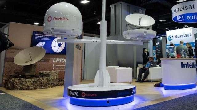 美國網路系統公司休斯斥5000萬美元,參與英國政府投資OneWeb計畫。(圖:AFP)