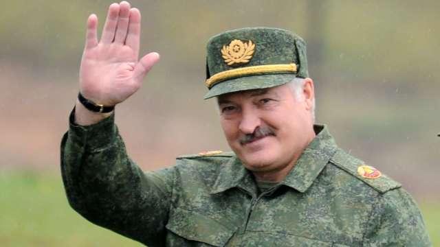 白俄羅斯總統自曝曾染疫 是無症狀感染者 (圖片:AFP)
