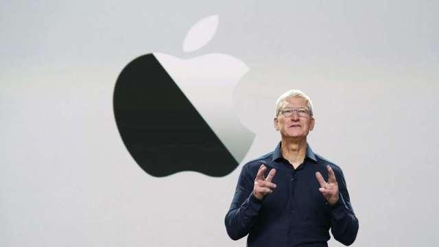 一次掌握科技業4巨頭首次國會集體作證 庫克將捍衛蘋果:未壟斷市場 (圖:AFP)