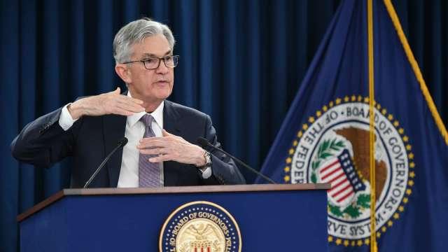 重點摘錄!一文掌握Fed決策:維持零利率、沒考慮升息/買股票、面臨反通膨壓力 (圖片:AFP)
