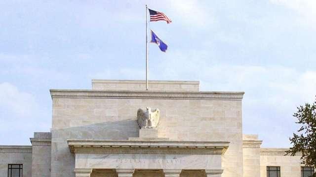 Fed 7月聲明全文:重申利率不變 疫情對中期前景構成相當大風險 (圖:AFP)