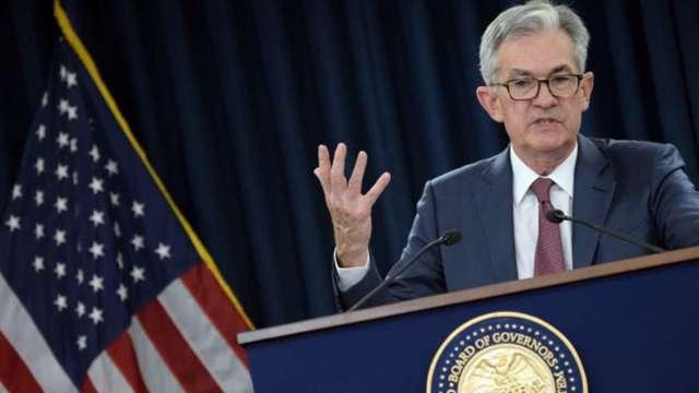 Fed 6、7月聲明比一比:經濟走向視疫情發展而定 (圖:AFP)