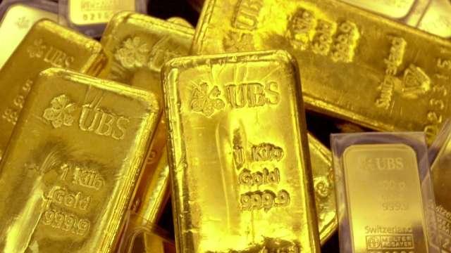 分析師看漲黃金:金價兩年內可望上看3500美元(圖片:AFP)