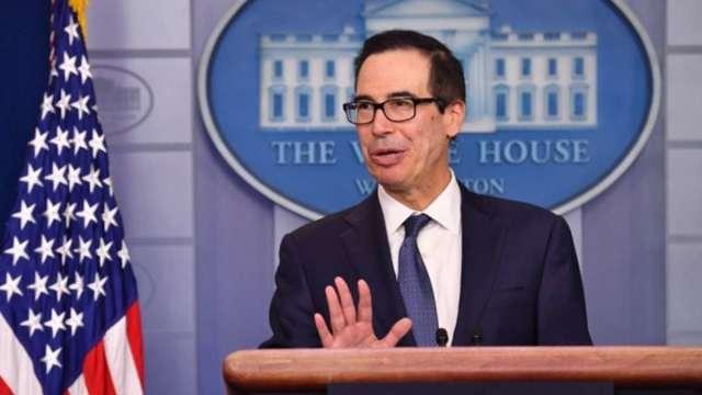 美財長證實 TikTok正接受美國海外投資委員會審查 (圖:AFP)