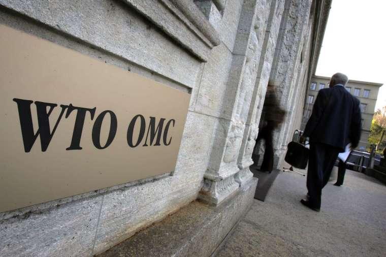 WTO 成立小委員會處理日韓貿易紛爭 時間恐耗費數年 (圖片:AFP)