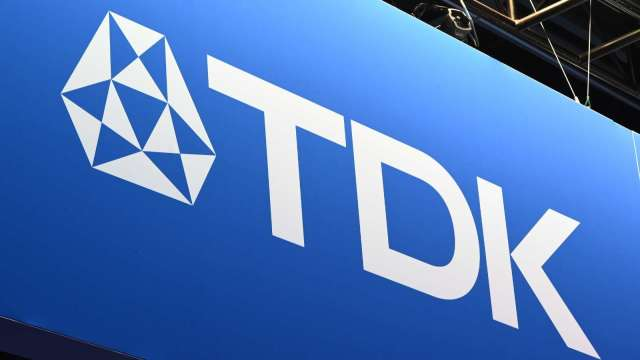 〈財報〉MLCC大廠TDK上季營業利益大減26.2% 財測維持不變 (圖片:AFP)