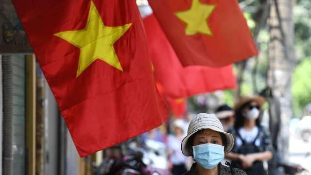 亞洲多國疫情死灰復燃? 越南面臨新一波疫情爆發威脅(圖片:AFP)