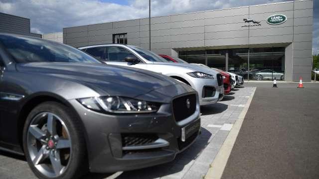 英國上半年汽車產量大跌逾40% 創下1954年以來新低(圖片:AFP)