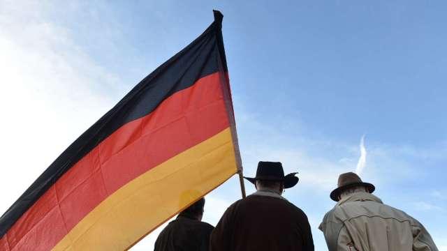 德國Q2 GDP慘跌10% 跌幅為1970年以來最大 (圖:AFP)