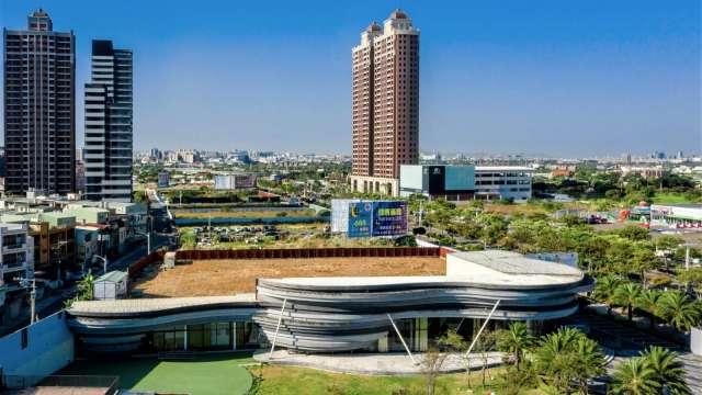 中路特區擁有高綠覆率及交通便利等優勢,房價增值空間大,吸引台商置產。(圖/立智提供)