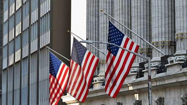 美國Q2 GDP暴跌32.9% 跌幅創歷史新高(圖片:AFP)