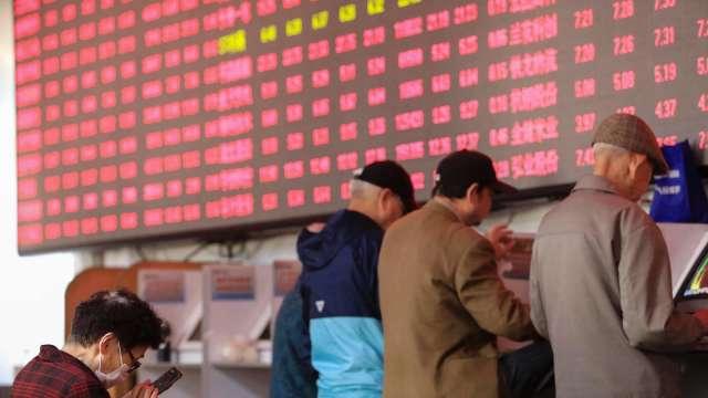 高盛:五年內 中國、香港新科技指數將吸引250億美元被動資金 (圖:AFP)