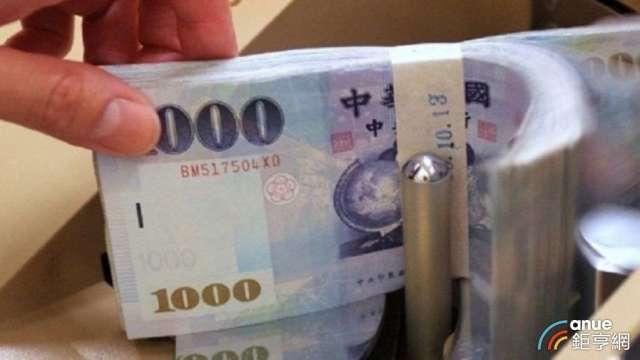 央行理事們認為,新台幣升值主要有三大理由。(鉅亨網資料照)